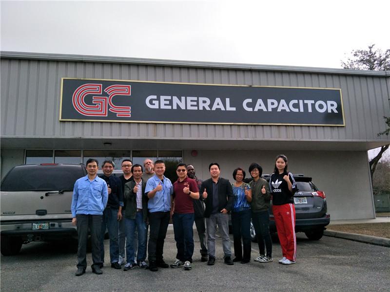 General capacitor