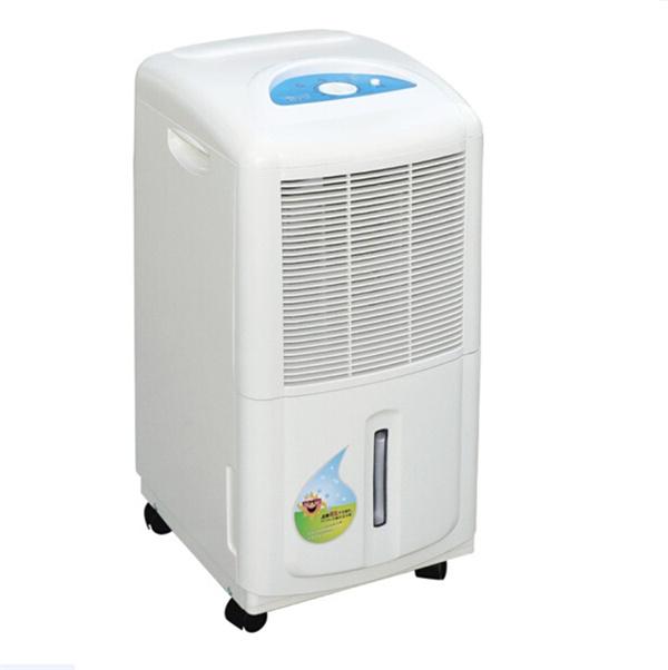 DJ මාලාවක් Refrigerative dehumidifier විශේෂාංග රූප
