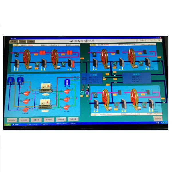 Imaxe sistema de control Destaque